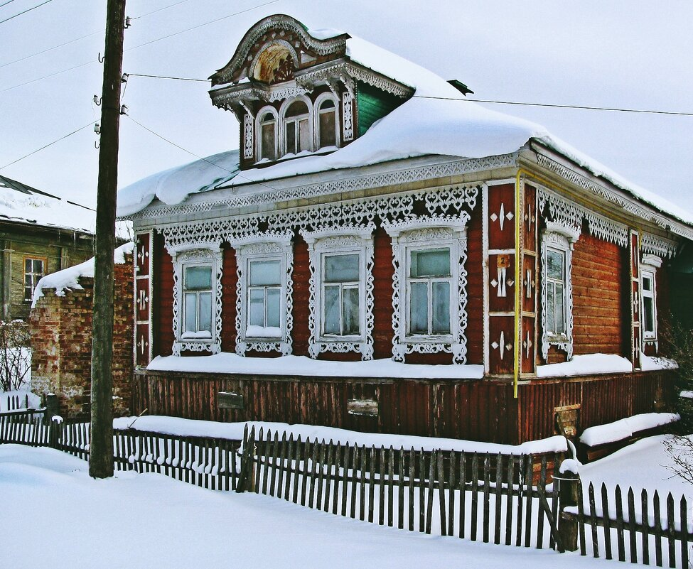 Вощажниково - Евгений Кочуров