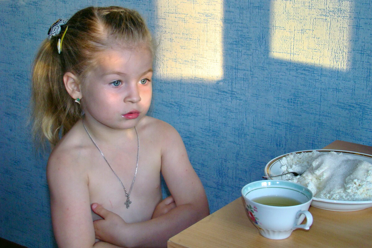 Съесть или не съесть, вот в чём вопрос..... - АЛЕКСАНДР СУВОРОВ