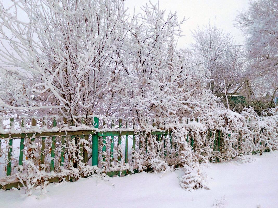 Зима сибирская - ирина