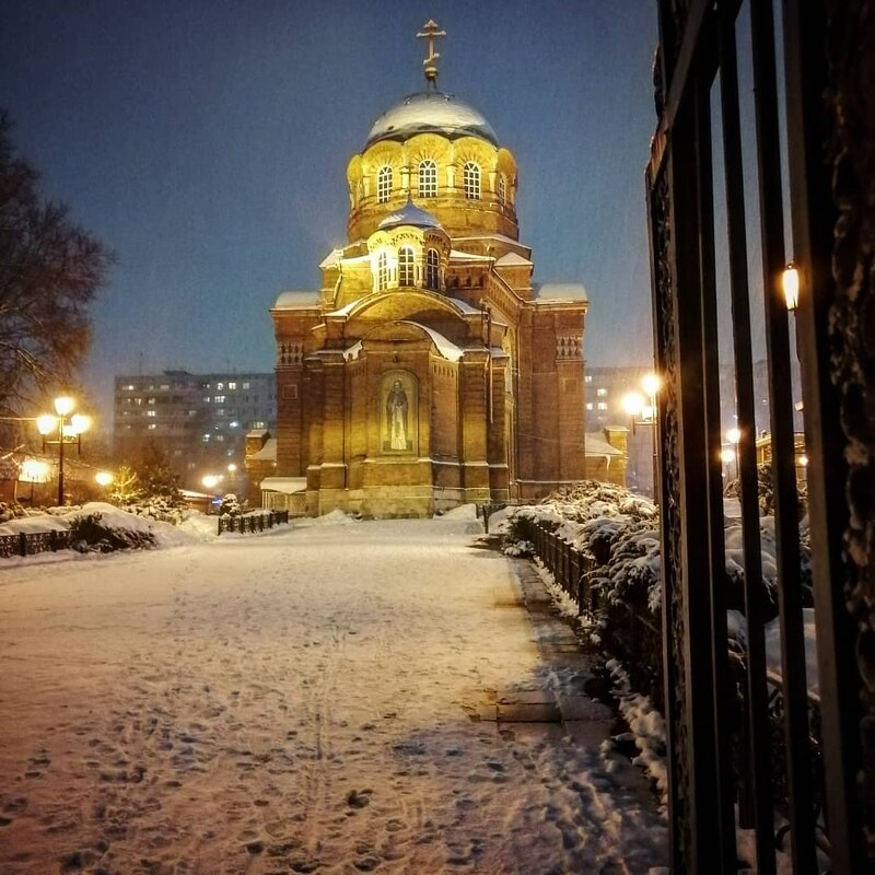 Храм Сергия Радонежского - Любовь Dan