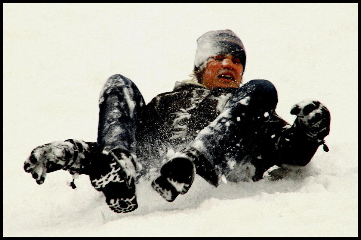 Зимние забавы - олег свирский