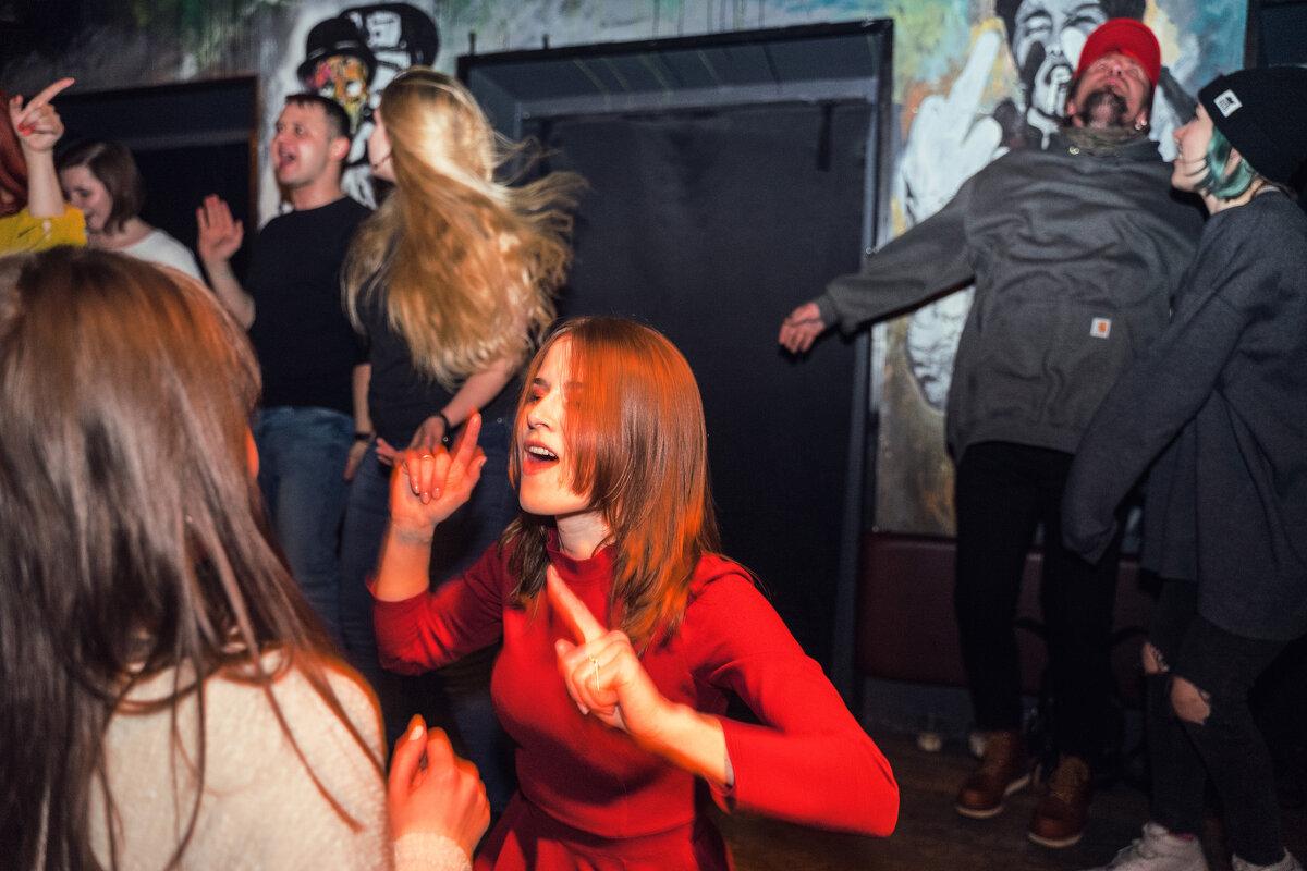 Rock-N-Roll bar - Павел Подурский