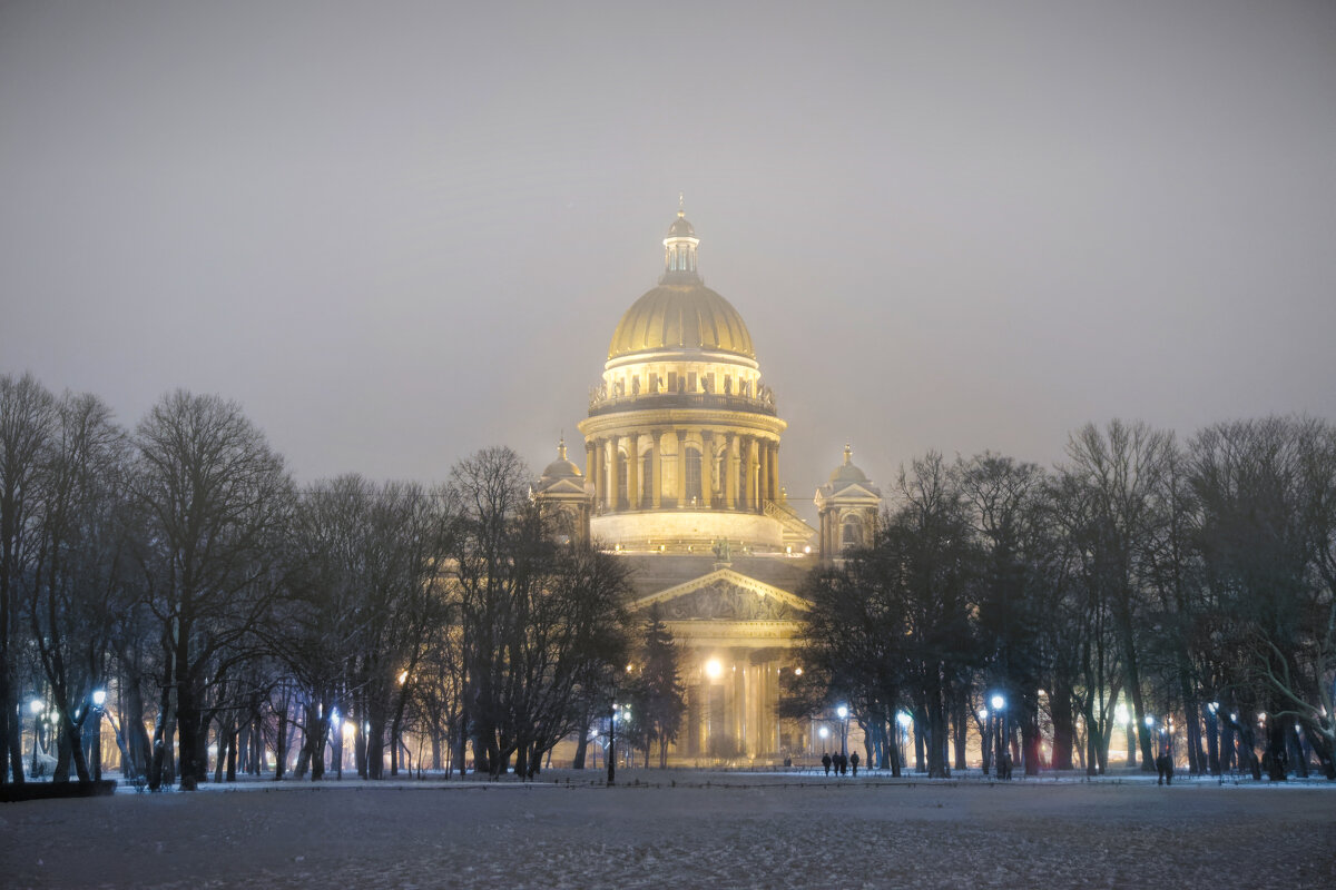 Исаакиевский собор. Санкт-Петербург - Олег Кузовлев