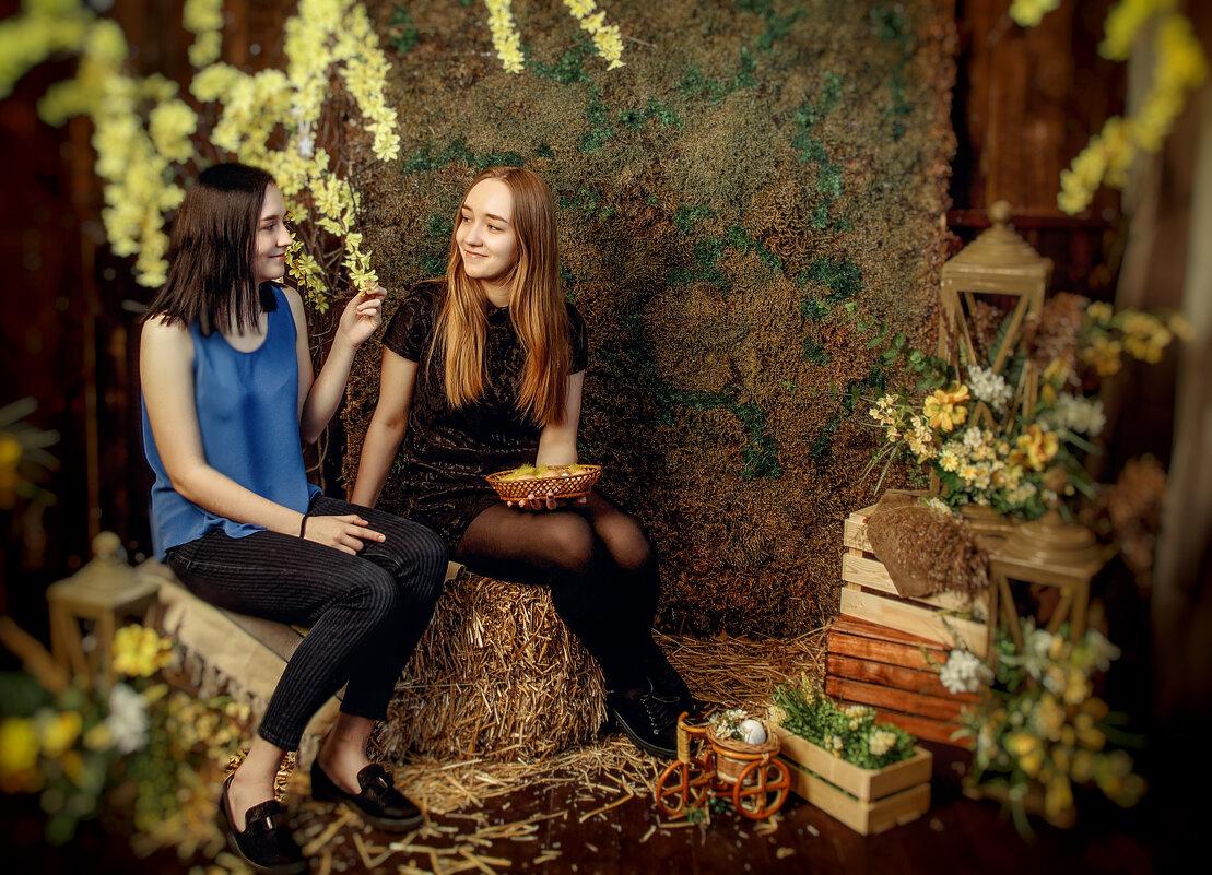 пасхальная фотосессия - Татьяна Захарова