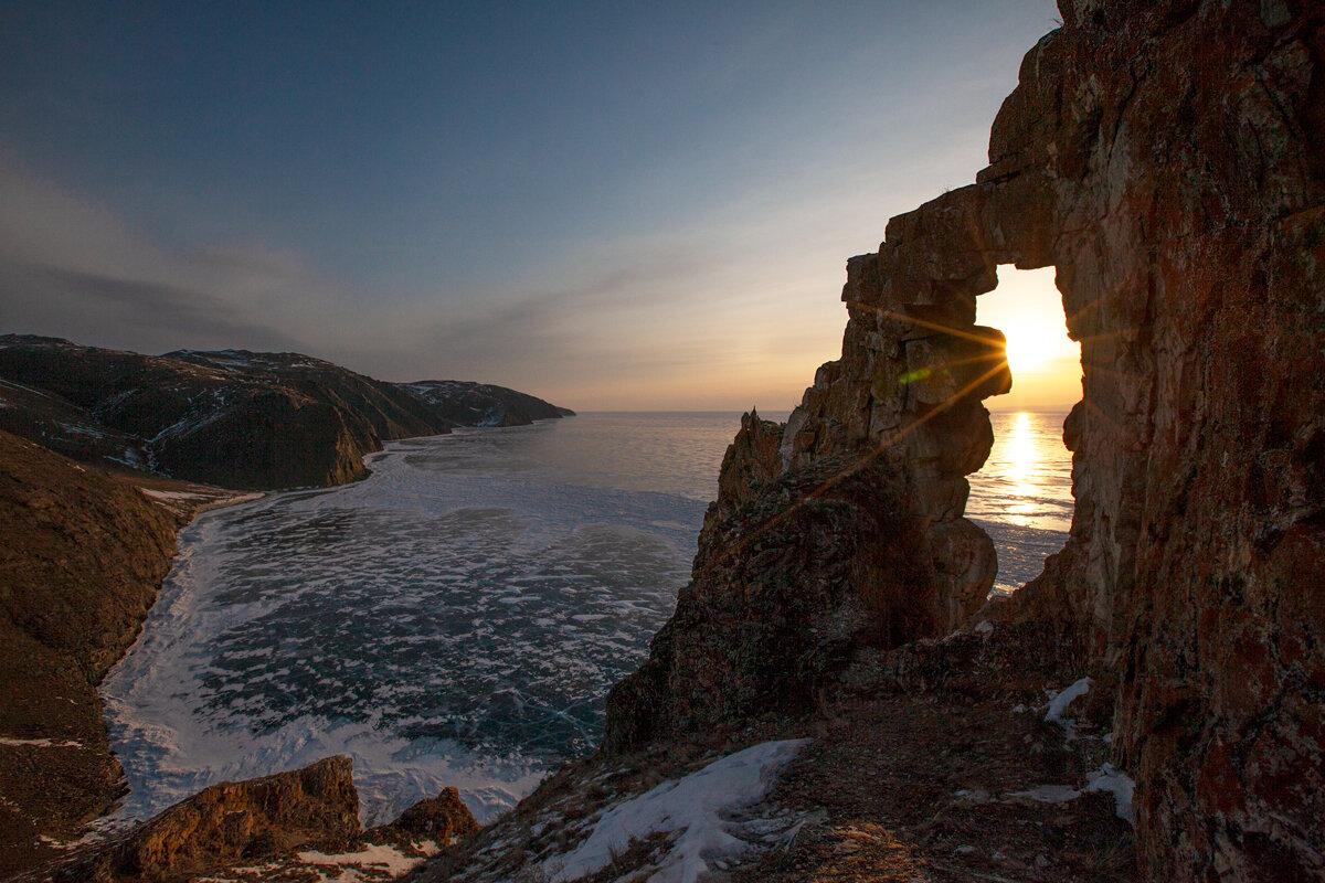 Байкальский восход - Владимир Собардахов