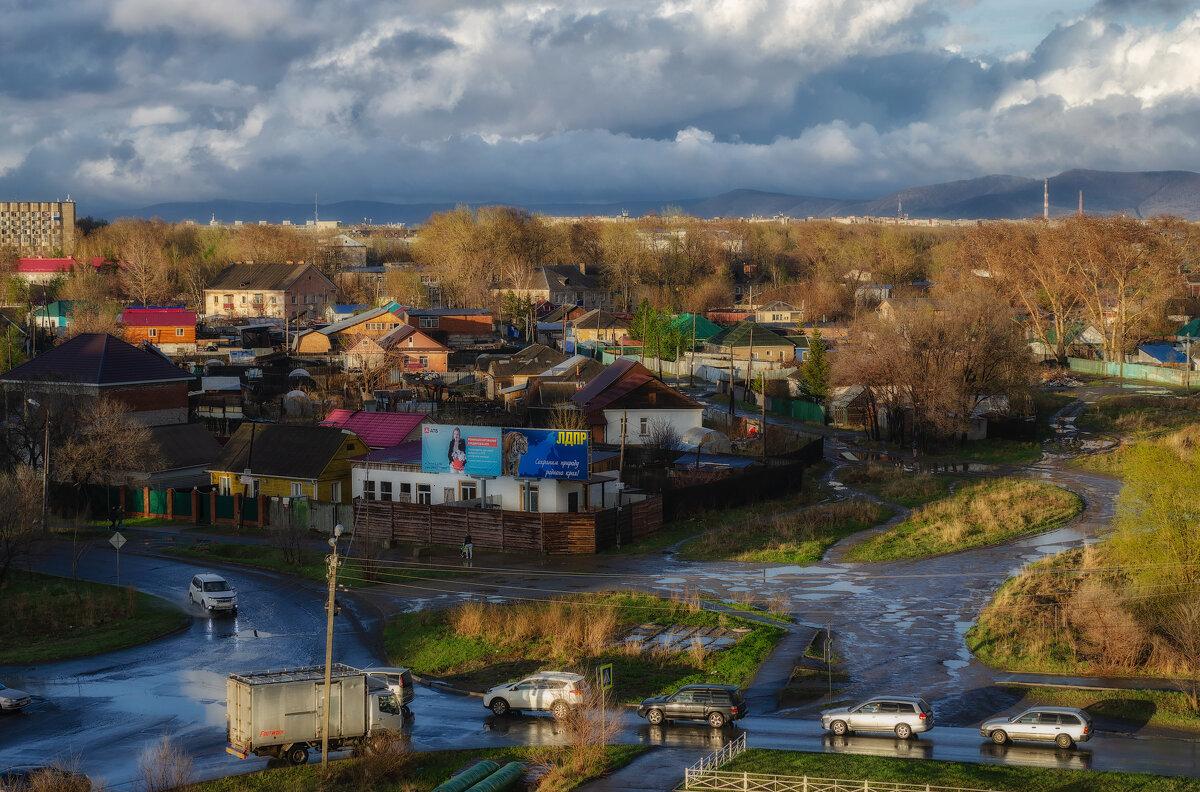 После дождика. - Виктор Иванович Чернюк