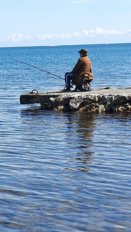 рыбак - Маруся