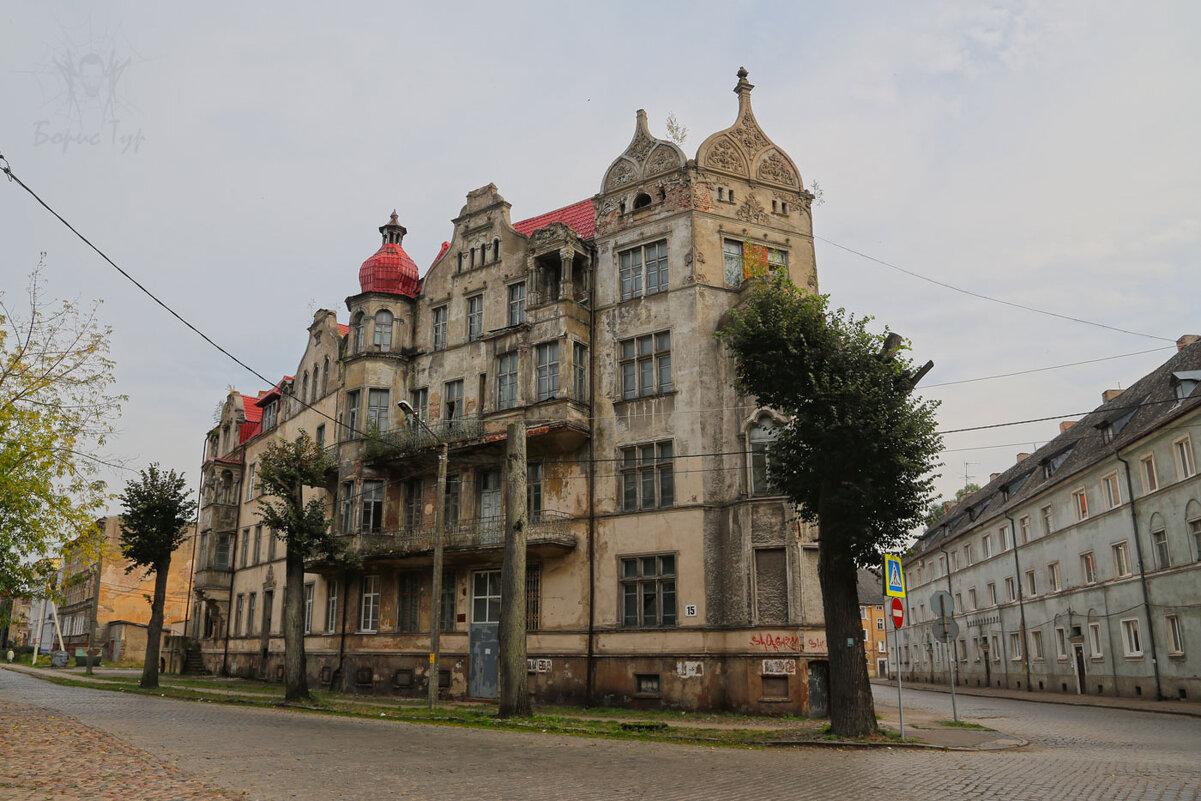 Калининград - Борис Тур