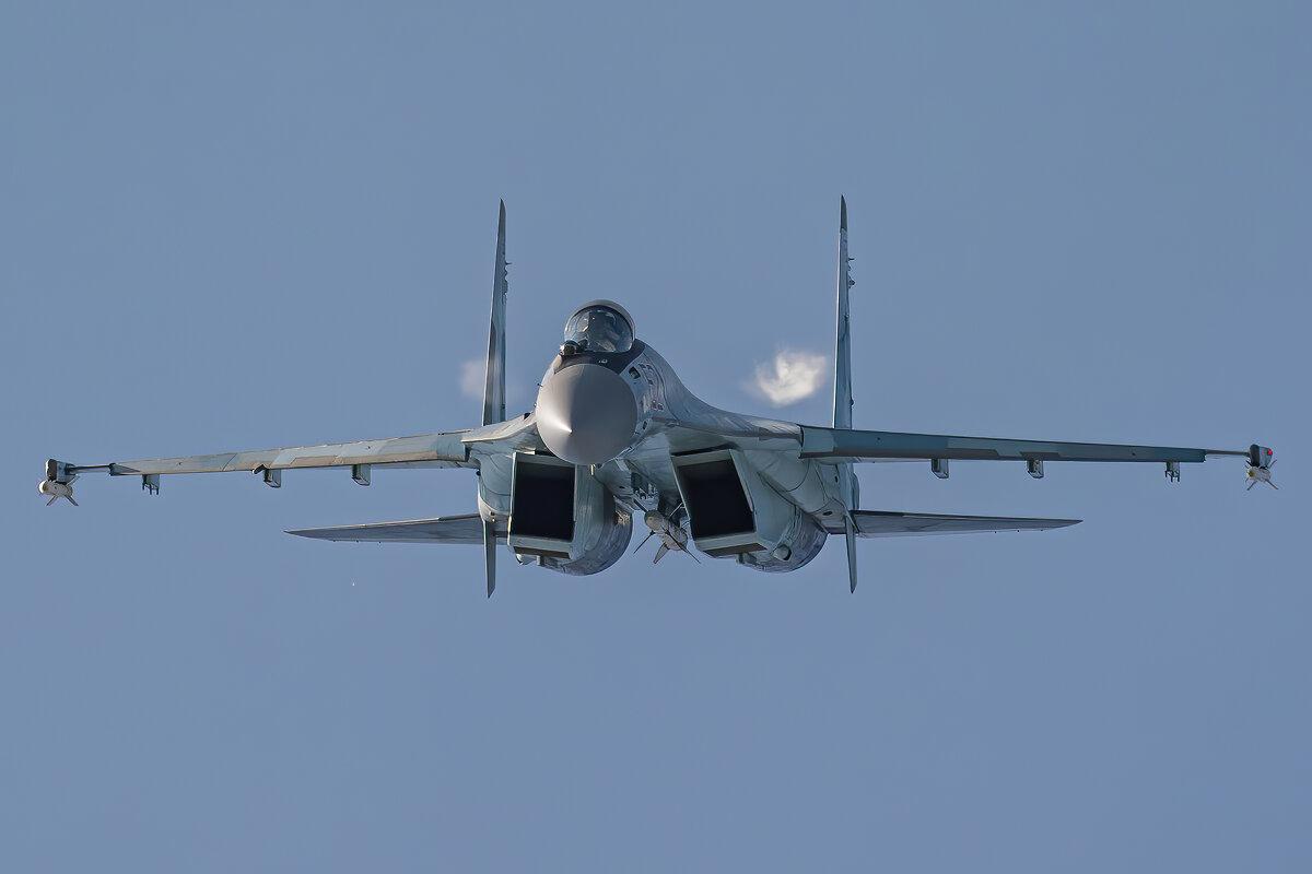 Су-35 - Александр Святкин