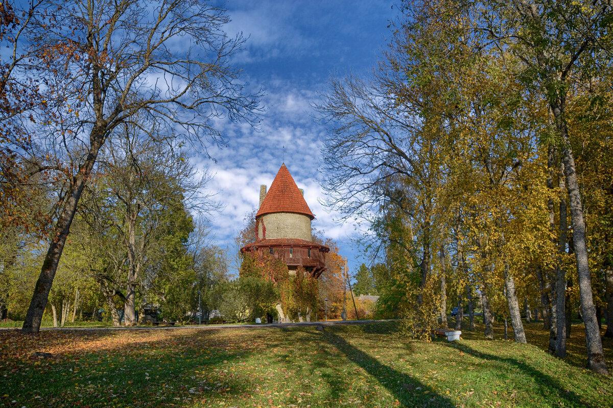 Замок Кийу Эстония - Priv Arter