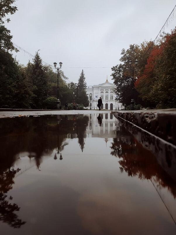 отражение - Ольга Мезенцева