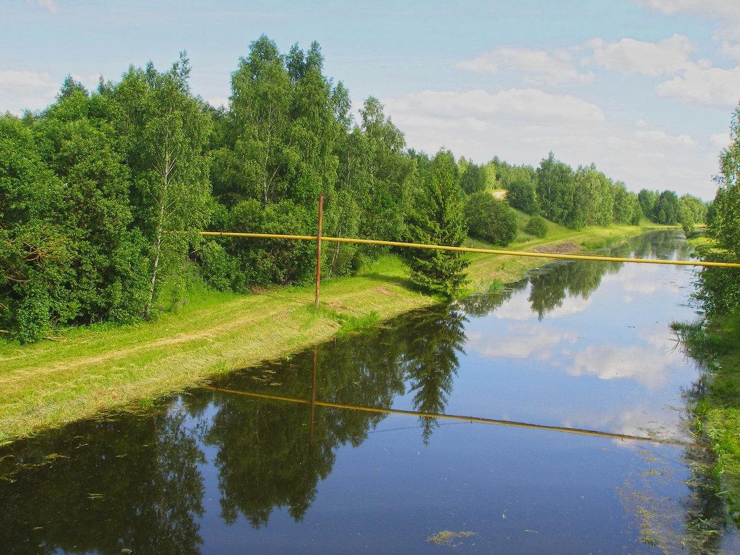 вилейско-минский канал рыбалка