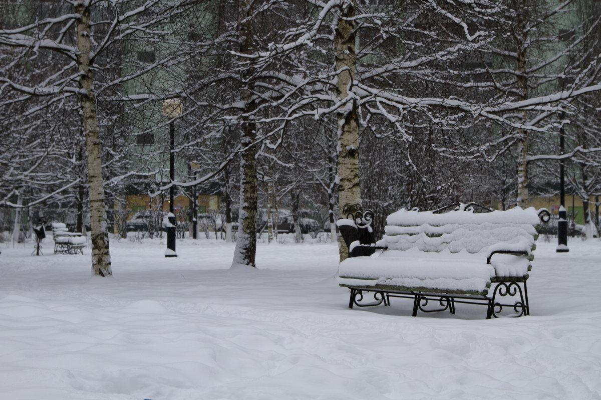 Зима - Irina ----