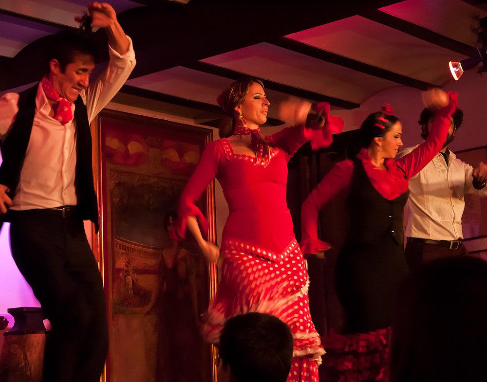 На концерте фламенко. Севилья, Андалузия - 5 - Lmark