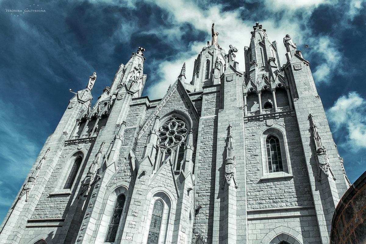Храм Святого Сердца - Вероника Галтыхина