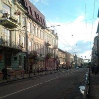 Тернопіль :: Христя Стефанишина