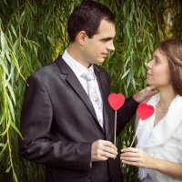 Два сердца соединились навсегда :: Наташа Мацелюх