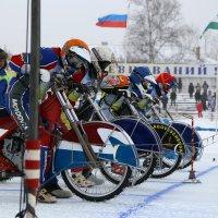 За доли секунды до старта :: Ильдар Каримов