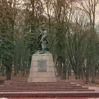 Памятник Марату Казею. :: Nonna