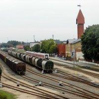 Вокзал :: Леонид Соболев