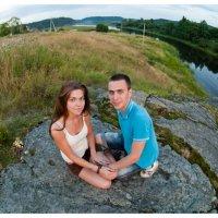 Целый мир для двоих! :: Алёна Райн