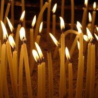 свечи. :: сергей лебедев