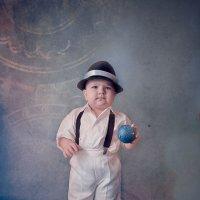 Маленький мужичок :: Юлия Ромадина
