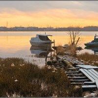 Пора на зимние стоянки :: Владимир Прынков
