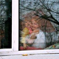 Любовь и голубь. :: Евгений Юрков