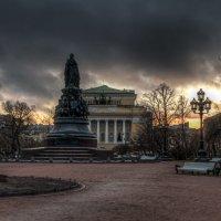 Екатерининский сад :: Наталия Крыжановская