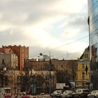 Непарадная Москва :: Ирина Татьяничева