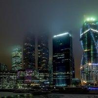 Сити :: Arkady Kobtsev