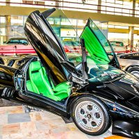 Lamborghini Diablo :: Ольга Добровольская