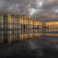 Последние солнечные блики. :: Valeriy Piterskiy