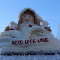 Пусть у каждого будет свой Ангел хранитель! :: Mariya laimite