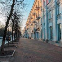 Страдания по зиме :: Евгений Никифоров