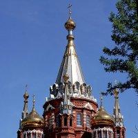 Свято Михайловский собор в Ижевске :: Алексей Golovchenko