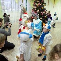 Очередь к Деду Морозу! :: Елизавета Успенская