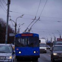 Троллейбус номер 7 :: Ильназ Фархутдинов