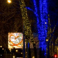 Ночная дорога :: Аркадий Русанов