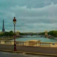 Streets of Paris :: Gene Brumer