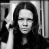 -Не подходи! :: Лариса Красноперова