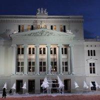 Национальная опера :: Mariya laimite