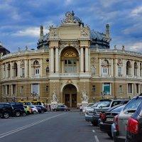 одесский оперный театр :: Александр Шурпаков