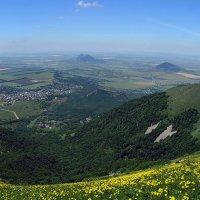 Панорама гор КМВ :: Владимир КРИВЕНКО