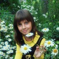 мона-лиза в детстве :: юрий иванов