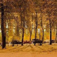 Рабочее утро :: Евгений Никифоров