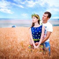 Анастасия и Александр :: Станислав Башарин