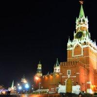 Спасская башня :: Сергей F