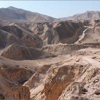 Дорога для джипов. Иудейская пустыня, Израиль. :: Lmark